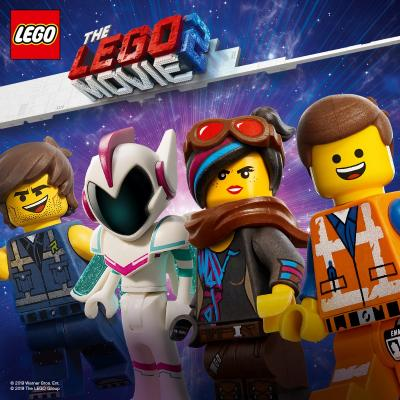 LEGO® THE LEGO® MOVIE 2
